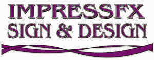 ImpressFX Signs & Design Logo