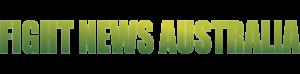Fight News Australia Logo