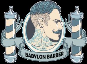 Babylon Barbers Logo