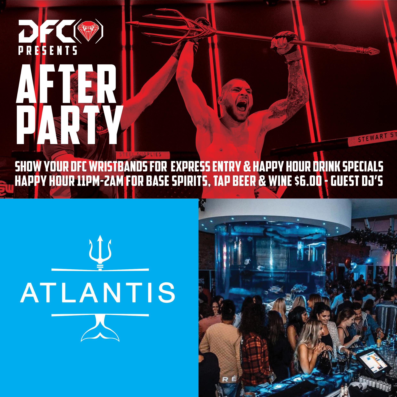 DFC After Party at Atlantis Bar