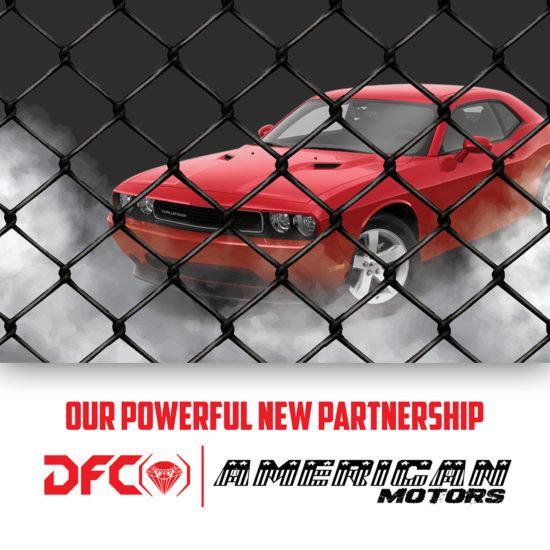 Sem-Major Sponsor American Motors